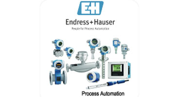 endress hauser products spare parts supplier in bangladesh