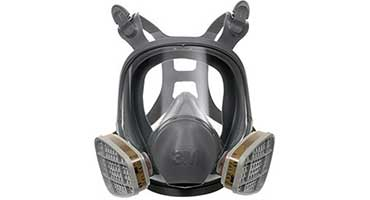 3M Full Face Reusable Respirator 6000 Series mask price in bd