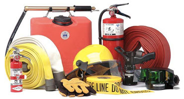 Fire Fighting & Safety Equipment in Bangladesh