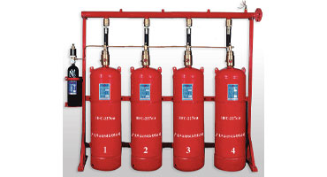 HFC 227 Gas fire Suppression system supplier in bangladesh