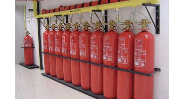NAF S 125 Fire Suppression System supplier in Bangladesh